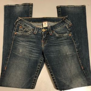 True Religion Medium Wash Jeans